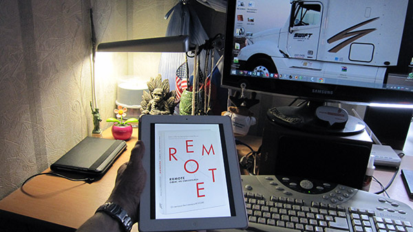 "Отзыв о книге ""Remote. Офис не обязателен"""