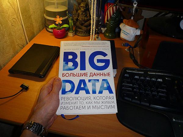"""Отзыв о книге """"Большие данные"""""""