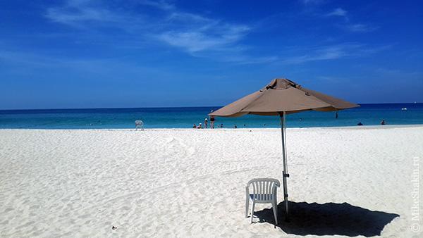 Пляж на Андаманском море