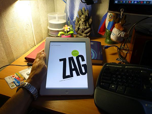 "Отзыв о книге ""ZAG. Манифест другого маркетинга"" Марти Ньюмейера"